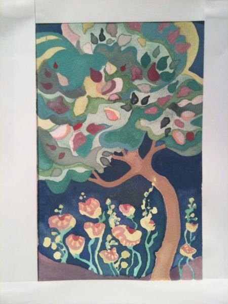 """""""Dancing Tree by Anne McCormick"""
