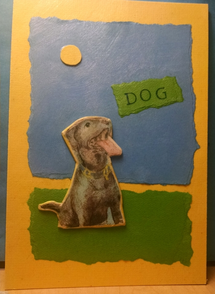 """""""The Dog"""" by Laurie Ferrante"""