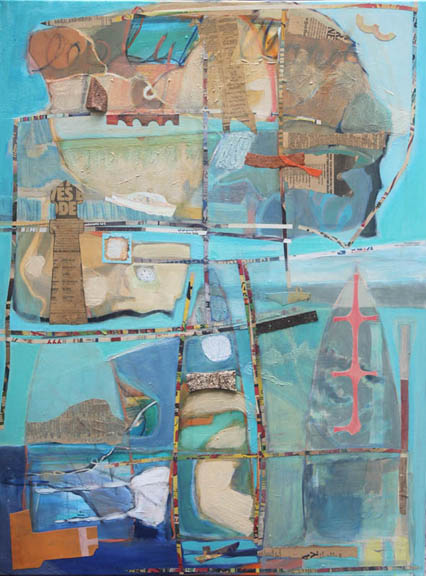 "Color Composition & Critique"" by Mindy Green"