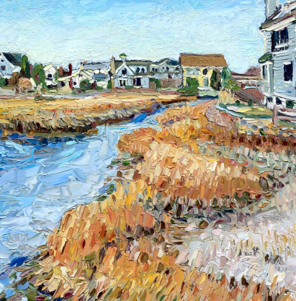 """Morgan's Bluff"" by Jim Chillington"