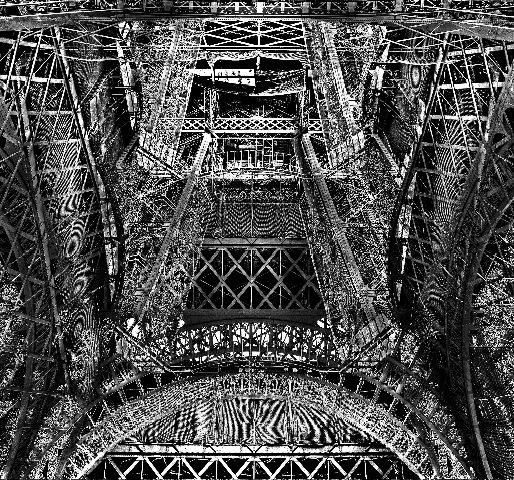 """Eiffel Tower"" by Pierre Lahoussois"