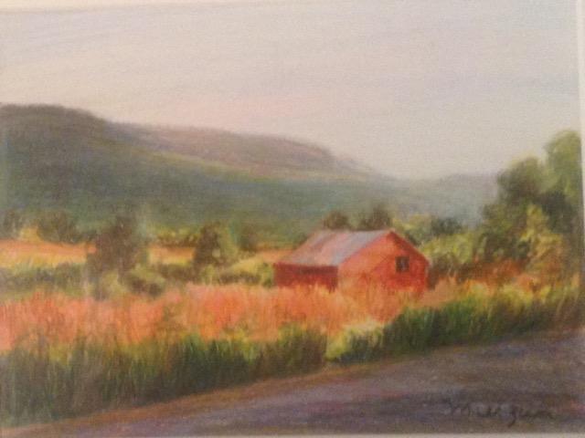 "Clove Road Barn"" by Adrienne Mierzwa"