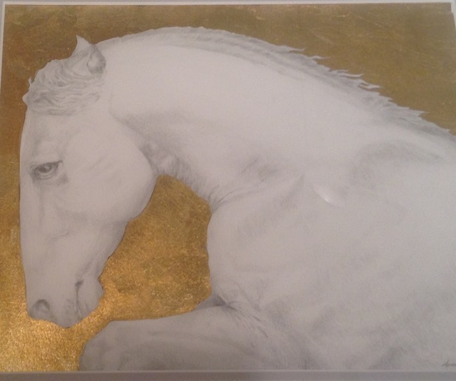 """""""Andalusian"""" by Anne Salthouse"""