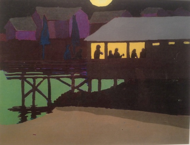 """""""Party in Moonlight"""" by Tom Ranges"""