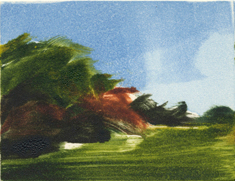 """""""Old Lyme Sept. No. 1"""" by Betty Ball"""