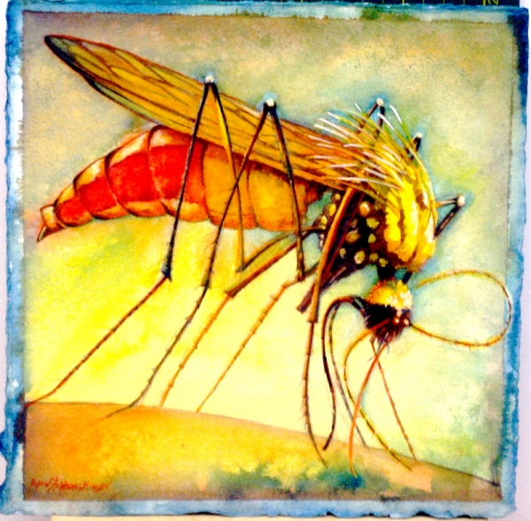 "Mosquito"" by Lynn Stephens Massey"