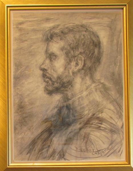 """Profile"""" by N. Robert Cestone"""