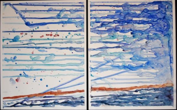 """""""Beach"""" by Barbara Seith"""