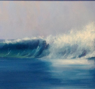 """Wave Action"" by Dana Goodfellow"