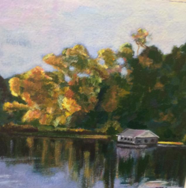 Eunice Roy, Boat House