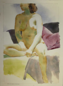Watercolor and the Figure