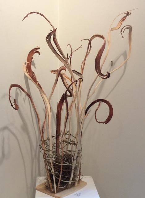 Katharine Draper, Vessel, 1st place Sculpture