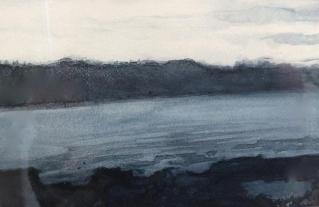 Kathy Coe, Dusk (Indigo Ink)