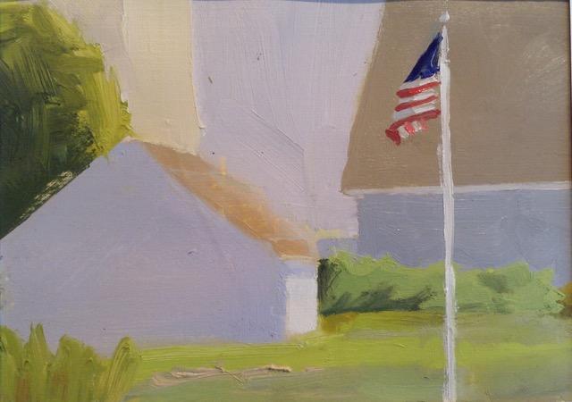 """""""Farm Creek"""" by Leslie Colcannon"""