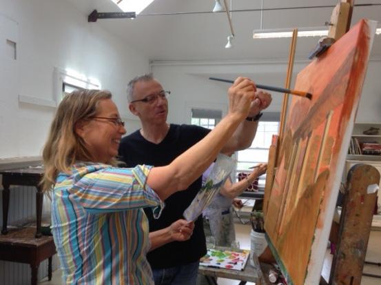 Oil-Painting Methods