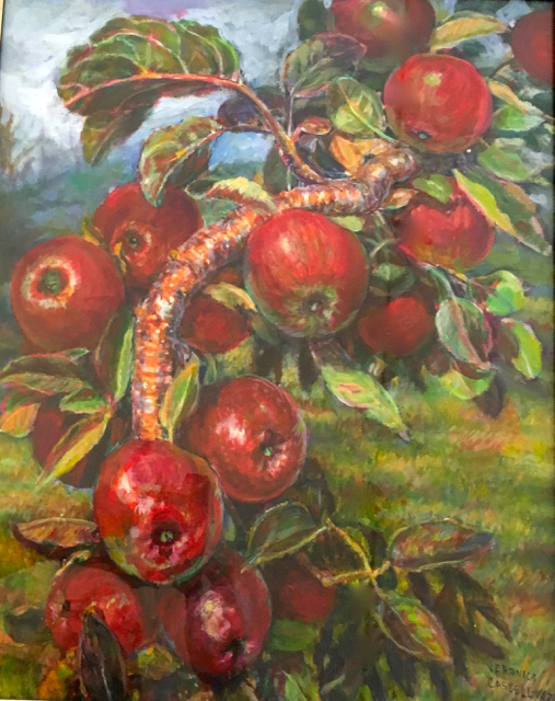 Rome Apples by Veronica Cassell-Vaz