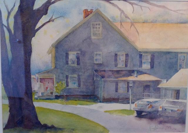 """Pinkney House"" by Scott Kuykendall"