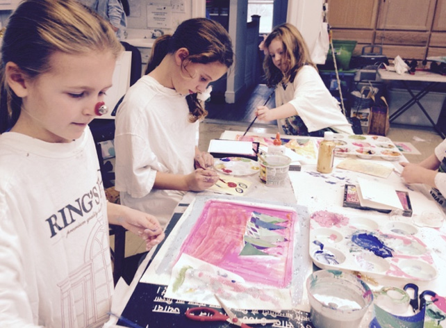 Holiday Art Workshop